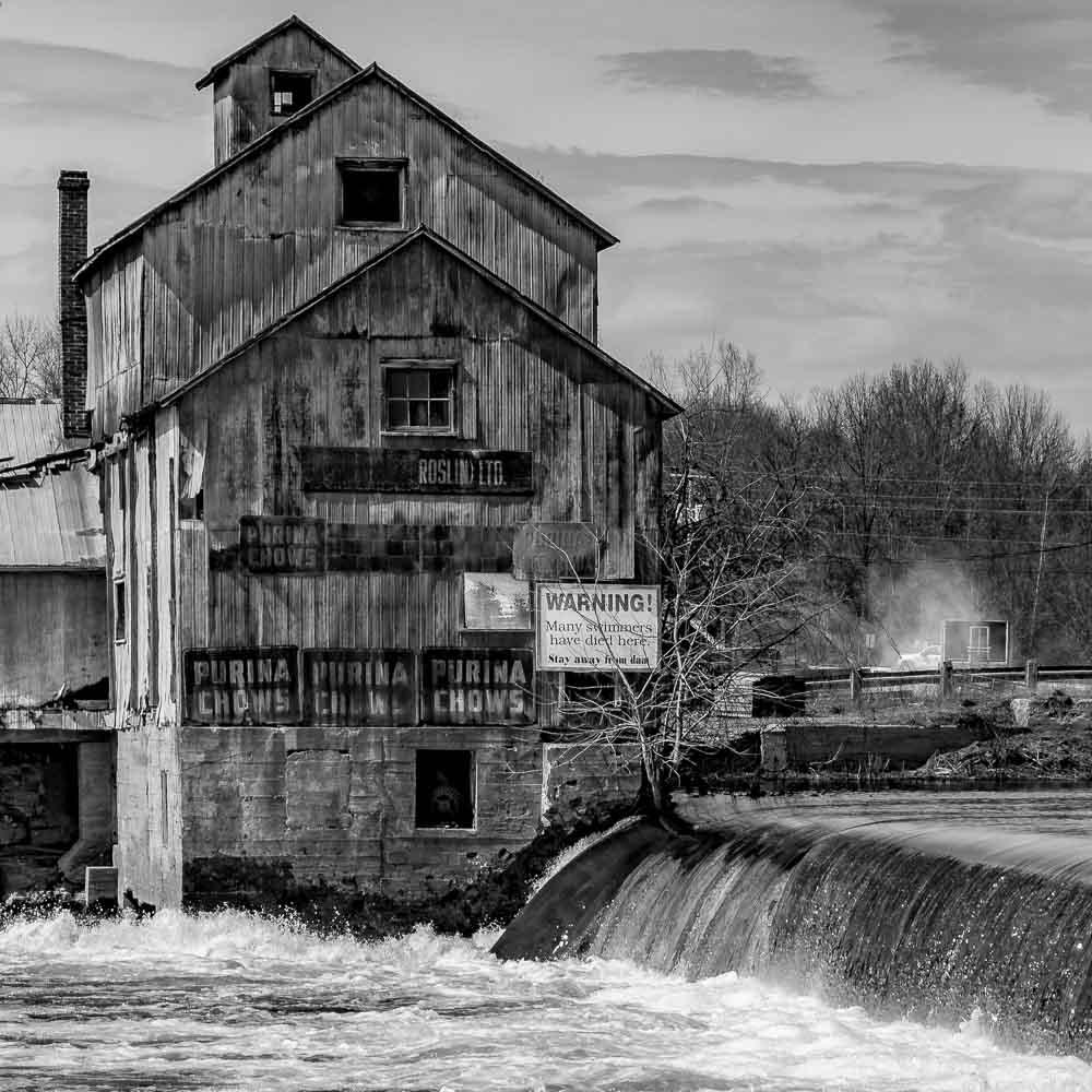 Chisholms Mill