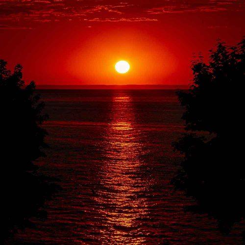 Charles Daley Sunset
