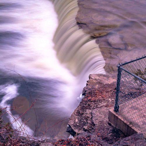 Ranney Falls at Ferris