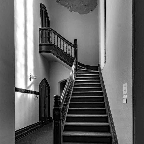 St Peters east stairway